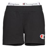 vaatteet Naiset Shortsit / Bermuda-shortsit Champion KOUSANE Musta