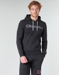 vaatteet Miehet Svetari Champion 214183 Black