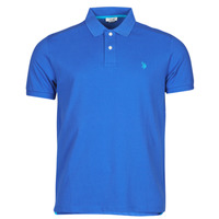 vaatteet Miehet Lyhythihainen poolopaita U.S Polo Assn. INSTITUTIONAL POLO Blue