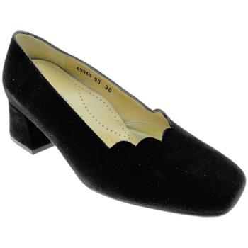 kengät Naiset Korkokengät Calzaturificio Loren LO60865ne nero
