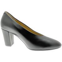 kengät Naiset Korkokengät Calzaturificio Loren LO60887ne nero