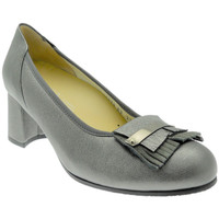 kengät Naiset Korkokengät Calzaturificio Loren LO60878gr grigio