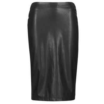 vaatteet Naiset Hame Moony Mood LESTOU Black