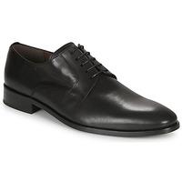 kengät Miehet Derby-kengät So Size MANUELA Black