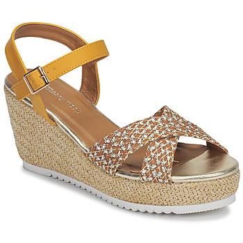 kengät Naiset Sandaalit ja avokkaat Moony Mood MELISSA Oranssi