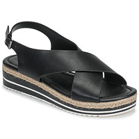 kengät Naiset Sandaalit ja avokkaat Moony Mood MELANIE Black