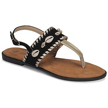 kengät Naiset Sandaalit ja avokkaat Moony Mood MARISE Musta