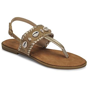 kengät Naiset Sandaalit ja avokkaat Moony Mood MARISE Beige
