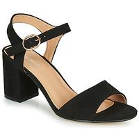 kengät Naiset Sandaalit ja avokkaat Moony Mood MEGANE Musta