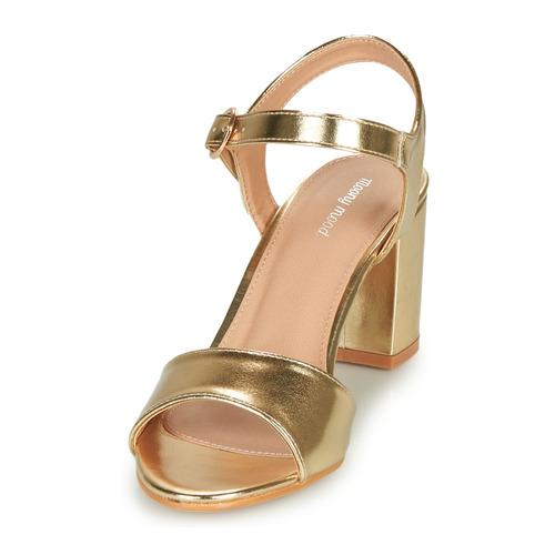 Moony Mood Megane Kulta - Ilmainen Toimitus- Kengät Sandaalit Naiset 20