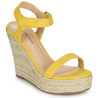 kengät Naiset Sandaalit ja avokkaat Moony Mood MARTA Yellow