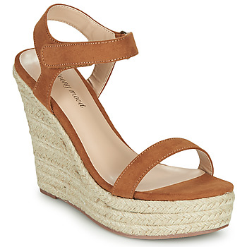 kengät Naiset Sandaalit ja avokkaat Moony Mood MARLEINE Camel