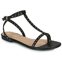 kengät Naiset Sandaalit ja avokkaat Moony Mood MARIELLE Musta