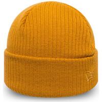 Asusteet / tarvikkeet Miehet Pipot New-Era Lightweight cuff knit newera Musta
