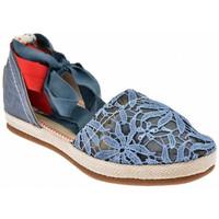 kengät Naiset Espadrillot O-joo  Sininen