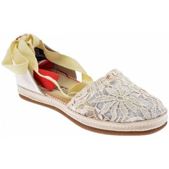 kengät Naiset Espadrillot O-joo  Beige