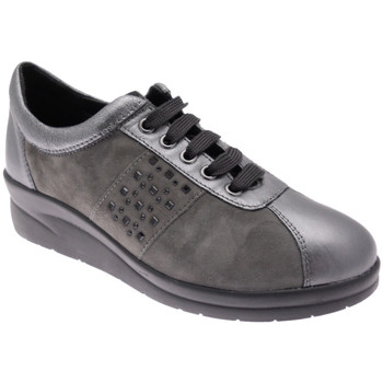 kengät Naiset Matalavartiset tennarit Riposella RIP75693gr grigio