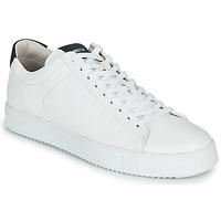 kengät Miehet Matalavartiset tennarit Blackstone RM50 Valkoinen