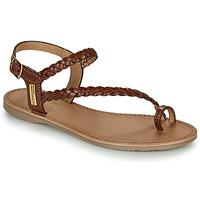 kengät Naiset Sandaalit ja avokkaat Les Tropéziennes par M Belarbi HIDEA Brown