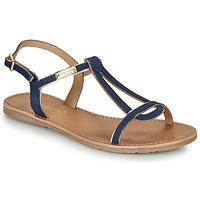 kengät Naiset Sandaalit ja avokkaat Les Tropéziennes par M Belarbi HABUC Laivastonsininen