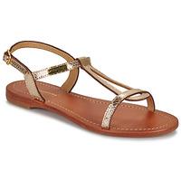kengät Naiset Sandaalit ja avokkaat Les Tropéziennes par M Belarbi HAMAT Kulta