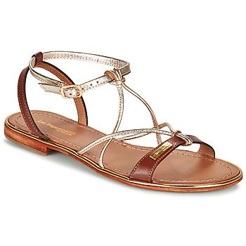 kengät Naiset Sandaalit ja avokkaat Les Tropéziennes par M Belarbi HIRONDEL Kulta