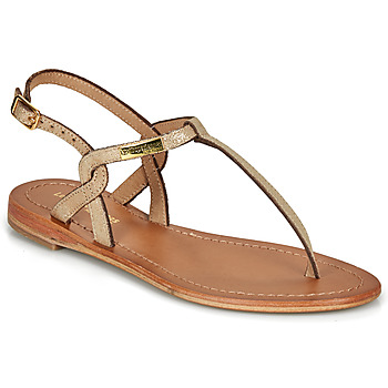 kengät Naiset Sandaalit ja avokkaat Les Tropéziennes par M Belarbi BILLY Kulta