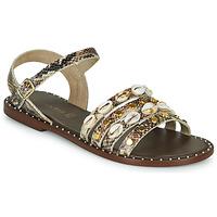 kengät Naiset Sandaalit ja avokkaat Café Noir MIRADO Brown