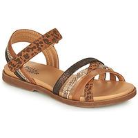kengät Tytöt Sandaalit ja avokkaat Bullboxer ELYSA Brown