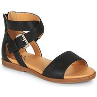 kengät Tytöt Sandaalit ja avokkaat Bullboxer MELISSA Black