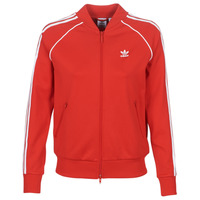 vaatteet Naiset Ulkoilutakki adidas Originals SS TT Red / Luxuriant