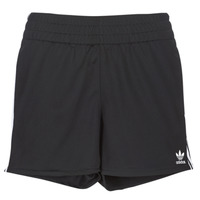 vaatteet Naiset Shortsit / Bermuda-shortsit adidas Originals 3 STR SHORT Black