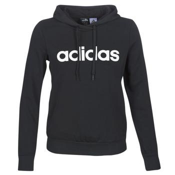vaatteet Naiset Svetari adidas Performance E LIN OH HD Black
