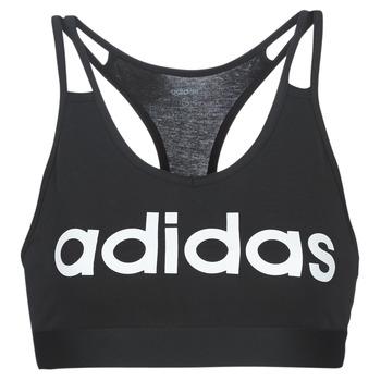 vaatteet Naiset Urheiluliivit adidas Performance E BT Musta