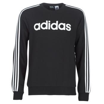 vaatteet Miehet Svetari adidas Performance E 3S CREW FL Black