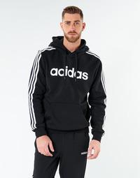 vaatteet Miehet Svetari adidas Performance E 3S PO FL Black