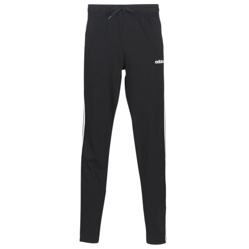 vaatteet Miehet Verryttelyhousut adidas Performance E 3S T PNT SJ Black