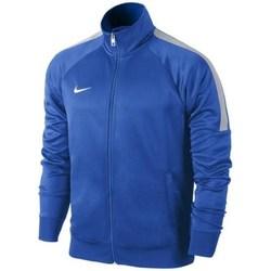 vaatteet Miehet Svetari Nike Team Club Vaaleansiniset