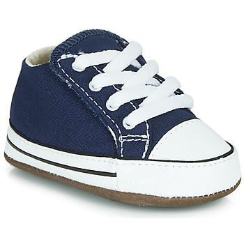 kengät Lapset Korkeavartiset tennarit Converse CHUCK TAYLOR FIRST STAR CANVAS HI Blue