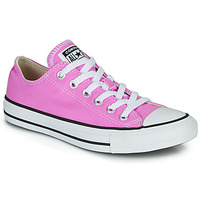 kengät Naiset Matalavartiset tennarit Converse CHUCK TAYLOR ALL STAR SEASONAL COLOR Pink