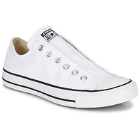 kengät Naiset Tennarit Converse CHUCK TAYLOR ALL STAR SLIP CORE BASICS White