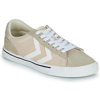 kengät Matalavartiset tennarit Hummel NILE CANVAS LOW Beige