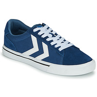 kengät Matalavartiset tennarit Hummel NILE CANVAS LOW Blue