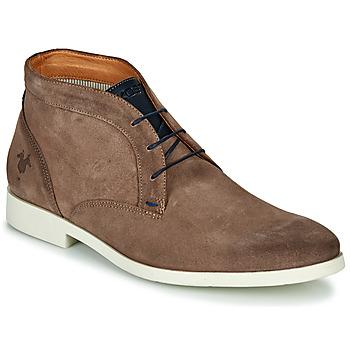 kengät Miehet Bootsit Kost COMTE 5C Taupe