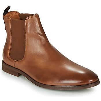 kengät Miehet Bootsit Kost CONNOR 40 Kamelinruskea
