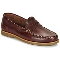 kengät Miehet Mokkasiinit Lumberjack NAVIGATOR Brown