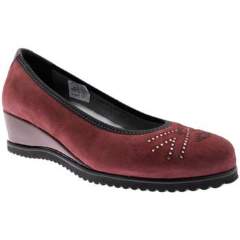 kengät Naiset Balleriinat Calzaturificio Loren LOX5905bo nero