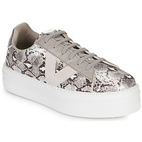kengät Naiset Matalavartiset tennarit Victoria BARCELONA DEPORTIVO Grey
