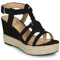 kengät Naiset Sandaalit ja avokkaat Bullboxer 175018F2T Black