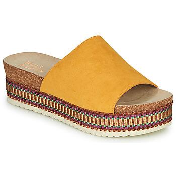 kengät Naiset Sandaalit Bullboxer 886014F1TAMUST Orange
